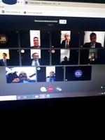 Câmara realizou 1ª Sessão Ordinária virtual